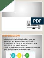 Exposicion (Formas Farmaceuticas)