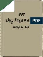 557 Jazz Standards