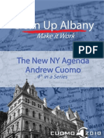 Andrew Cuomo's Clean Up Albany Agenda