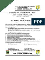 MoU MGMP-1.doc