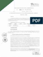 Resolucion Sub Directoral Administrativa n 451-2018-Grj Orh-1