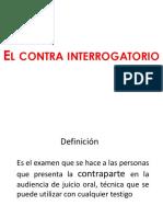Contra Interrogatorio-1.pptx