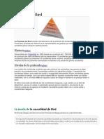 Grupo 5 (Piramide de Bird)