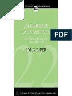 22 Piper, John - Alegranse las Naciones.pdf