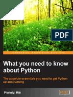 Introducion Python