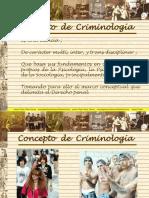 CRIMINOLOGIA UNO CONCEPTOS..ppt