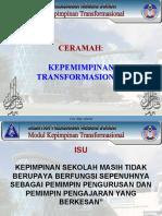 CERAMAH KEPIMPINAN TRANSFORMASIONAL (2)