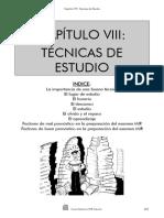 Tecnicas estudio