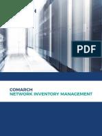 Leaflet Network Service Inventory