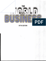The World of Business Fifth Edition by Jack Wilson, David Notman, Lorie Guest, and Terry G. Murphy