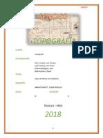 INFORME TOPOGRAFICO- PLANOS MINEROS.docx