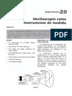 Laboratorio Osciloscopio