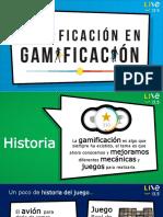 Certificación en Gamificación S2