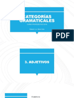 Cat Gramaticales Adjetivos Adverbios