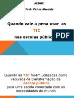 TIC - Educação.ppt