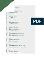 Estrutura de Datos