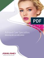 6 AshLand Product List