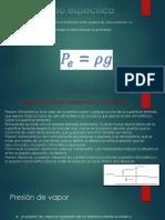 mecanica de fluidos presion