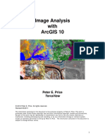 ArcGIS Image Analysis Workflow