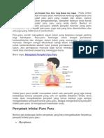 Obat Alami Untuk Mengobati Penyakit Paru Paru Yang Mudah Dan Cepat.docx