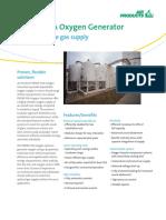 En Prism VSA Oxygen Generation Systems