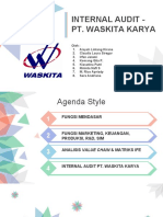 Audit Internal waskita