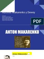 Makarenko y Dewey