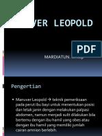 281954638-MANUVER-LEOPOLD-praktik-ppt.ppt