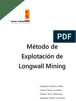 Método de Explotación de Longwall Mining.docx