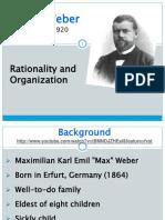 USE Max Weber V2 SP 2013.ppt