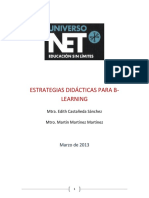 Estrategias Didácticas Para B-learning NET