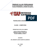 CloudComputing FINAL