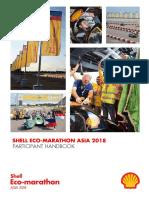 Sem Asia 2018 Participant Handbook