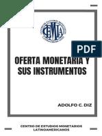 Adolfo Diz Oferta Monetaria y Sus Instrumentos