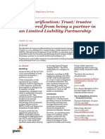 pwc-news-alert-21-october-2014-mca-clarification-trust-or-trustee-not-barred-from-being-a-partner-in-an-llp.pdf