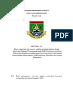 Dokumentasi Akreditasi Bab IV 4.2.2