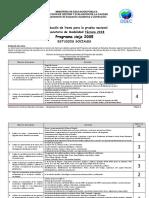 Distribucion Tecnicos Estudios Sociales 2018