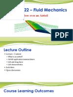 Deepak Prasad - Micro-teaching - Flow Over an Airfoil