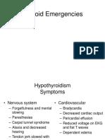 ThyroidEmergencies.ppt
