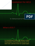 ECG Interpretation For ACLS.pptx