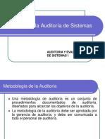 4 - Auditoria y Evaluacion de Sistemas - Unidad IV - Parte 1