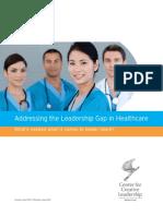 Addressing Health Care Gap