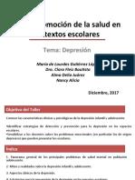 Depresion Infantil Adolescente