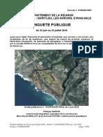 Rapport Enquête publique du 25 juin au 25 juillet 2018