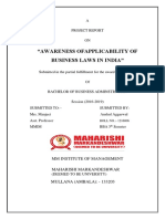 Many Business Laws in India Precede the Country (1)