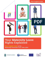 The Value of Maternity and Paternity Leave | Parental Leave