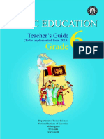 Civic Education Teacher's Guide.