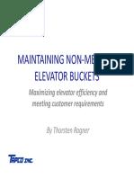 Bucket Elevators and Conveyors