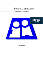 Metodologia Educativa