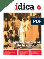 JURIDICA_298 Origenes de La Adopcion